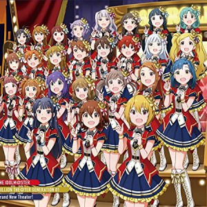 TOWERanime新宿 8/7付|1位:THE IDOLM@STER MILLION THE@TER GENERATION 01