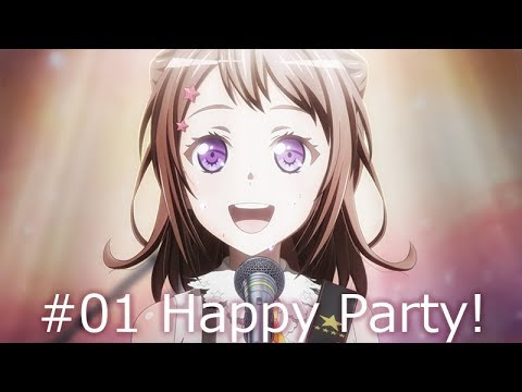 #BanGDream! 2nd Season 01:20190103|Happy Party!