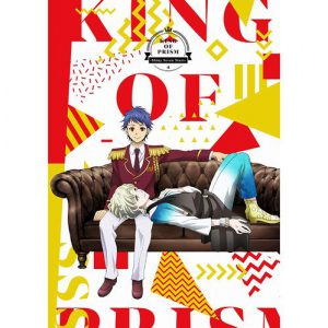 TOWERanime / 20191007 / 1位:KING OF PRISM -Shiny Seven Stars- 第4巻