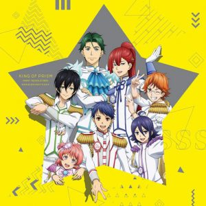 週間 #TOWERanime / 20191014 / 1位:KING OF PRISM -Shiny Seven Stars- Song&Soundtrack