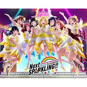 週間 #TOWERanime / 2020-113 / 1位 #ラブライブサンシャイン!! #Aqours 5th LoveLive! ~Next SPARKLING!!~ Blu-ray Memorial BOX