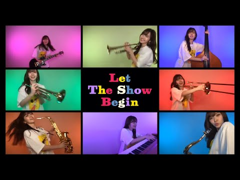 新作MV #鈴木愛理 / Let The Show Begin:Remote ver.