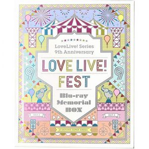 週間 #TOWERanime / 2020年9月14日付 / 1位 #LoveLive! Series 9th Anniversary ラブライブ!フェス Blu-ray Memorial BOX