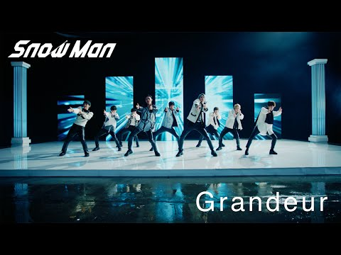 新作MV #ブラッククローバー OP / #SnowMan – Grandeur / 3rd Single / 2021-0120 Rel