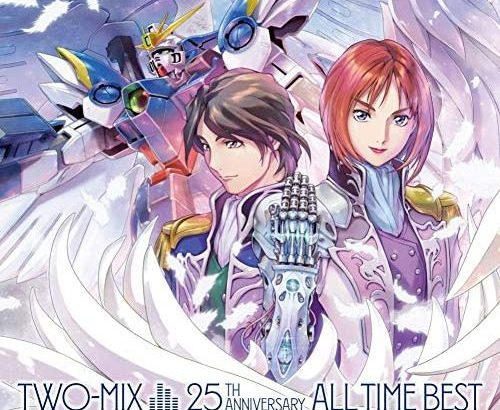 週間 #TOWERanime / 2021年2月15日付 / 1位 #TWO-MIX 25th Anniversary ALL TIME BEST